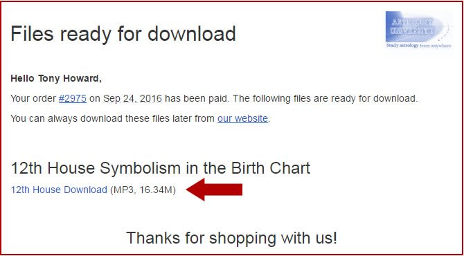 How to Download files from Email