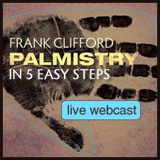 Palmistry in 5 Easy Steps Webcast