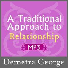 A Traditional Approach to the Topic of Relationships