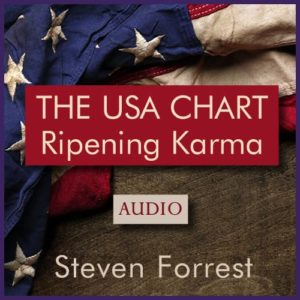 The USA Chart: Ripening Karma - Audio Class