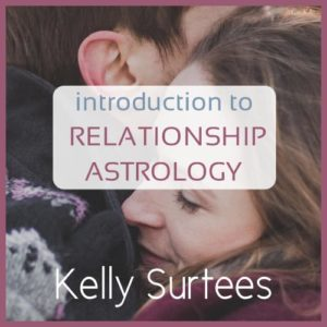 Webinar: Introduction to Relationship Astrology