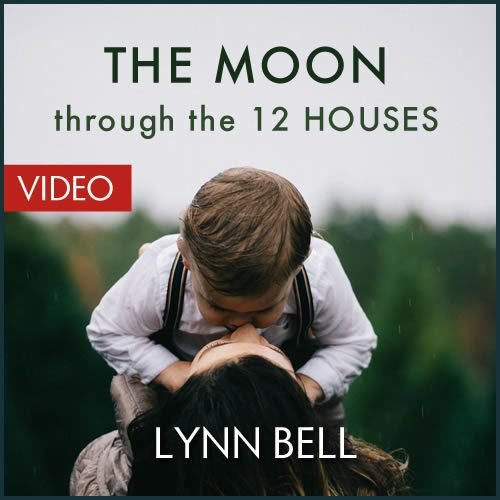 The Moon in the 12 Houses - Video Class