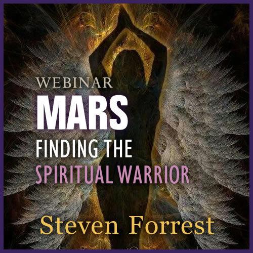Mars and the Spiritual Warrior
