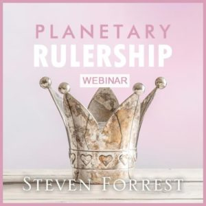 Webinar: Intro to Planetary Rulership