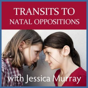 Webinar: Transits to Natal Oppositions