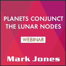 Planets Conjunct the Lunar Nodes Webinar Set