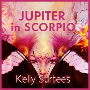 Webinar: Jupiter in Scorpio