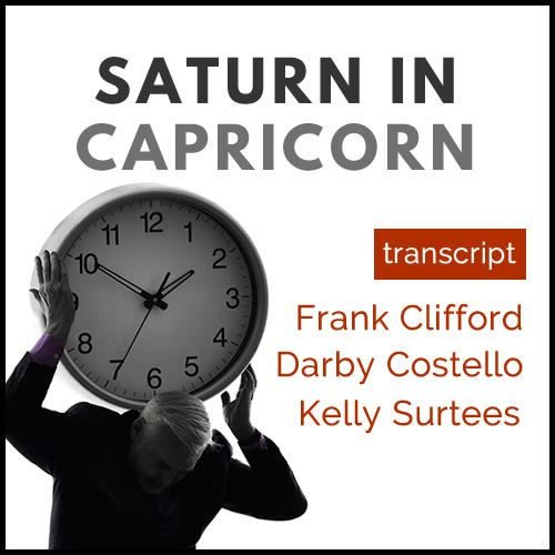 Transcript: Saturn in Capricorn Panel (pdf)
