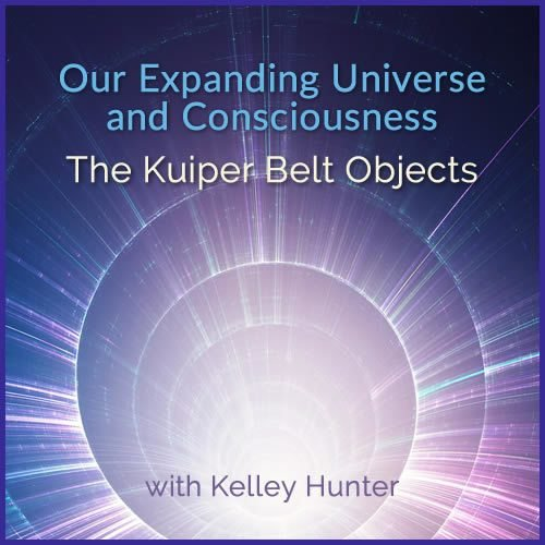 Our Expanding Universe and Consciousness: Kuiper Belt Objects