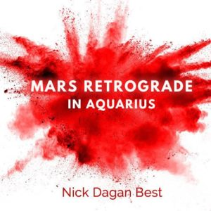 Mars Retrograde in Aquarius