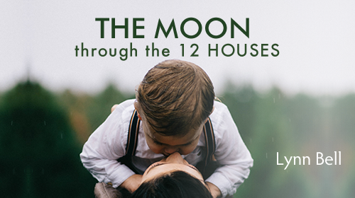 The Moon in the 12 Houses
