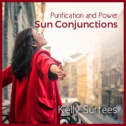 Purification and Power: Sun Conjunctions