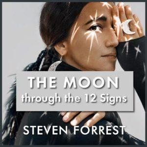 Moon through the 12 signs