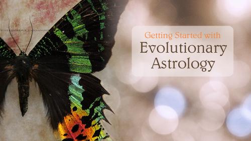evolutionary astrology course