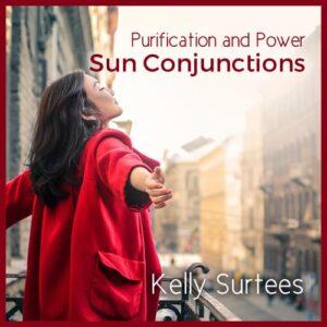 Kelly Surtees sun conjunctions