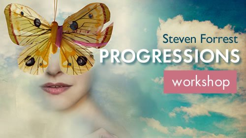 steven forrest progressions workshop