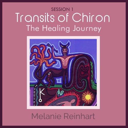 Chiron transits