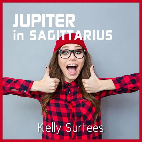Jupiter in Sagittarius - Getting to Yes