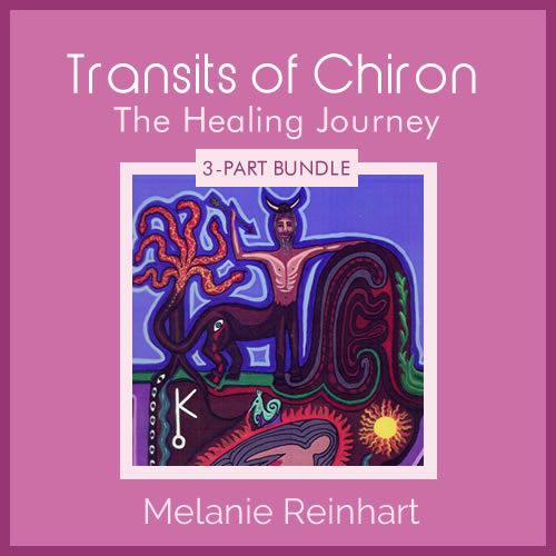 Chiron Transits webinar series