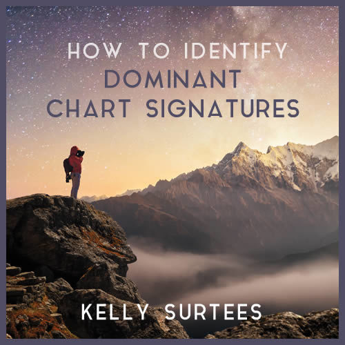 Dominant Chart Signatures in Astrology
