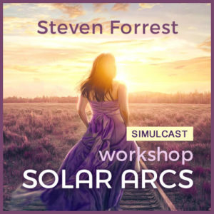 Solar Arcs Steven Forrest