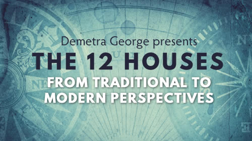 The 12 houses astrology