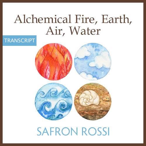astrology elements transcript