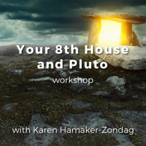 8th house astrology workshop