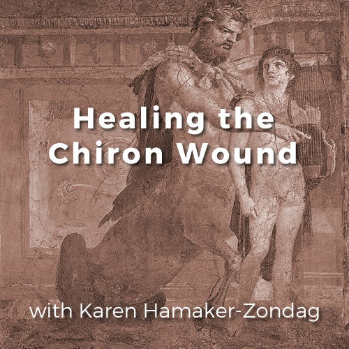 Healing the Chiron Wound