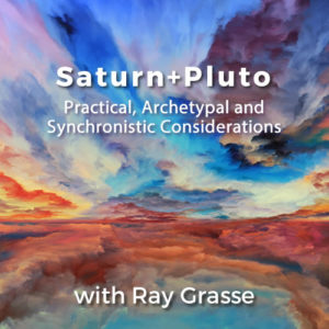 Saturn-Pluto Conjunction 2020
