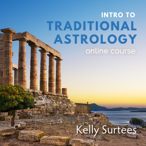 Intro to traditional astrology