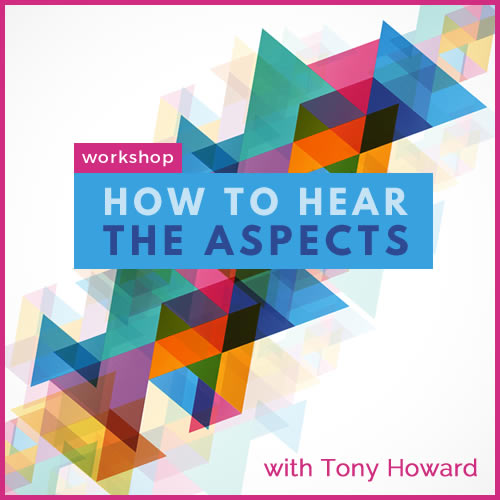How to Hear the Aspects Talking