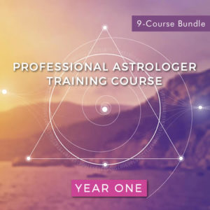 first year astrology course