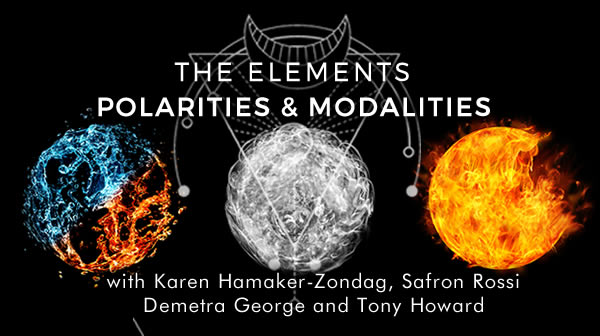 The Elements Astrology Course
