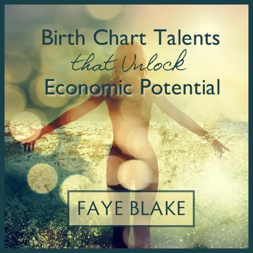 birth chart talents astrology