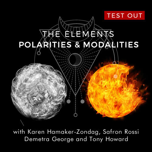 astrology elements course exam