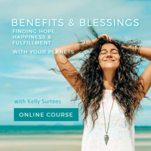 Benefits and blessings astrology course