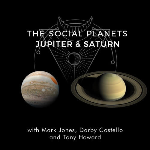 Jupiter and Saturn in Astrology