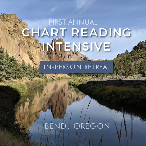 astrology retreat bend oregon