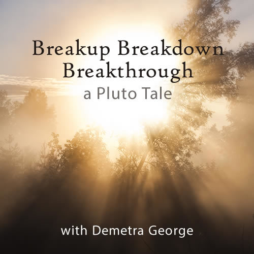 Breakup Breakdown Pluto