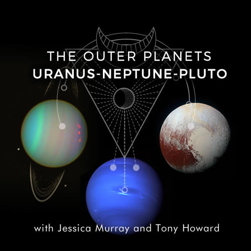 Outer Planets Astrology Course