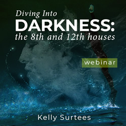 Diving into the Darkness: The 8th and 12th Houses