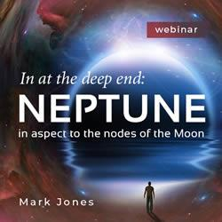 In at the Deep End: Neptune in Aspect to the Nodes of the Moon