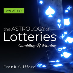 The Astrology of Lotteries, Gambling and Winning