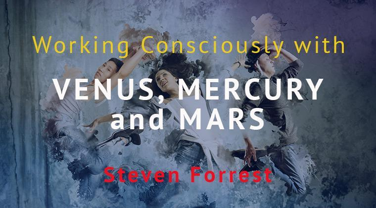 mercury venus and mars astrology course