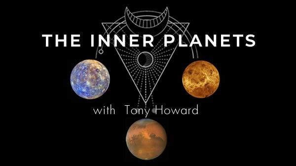 The Inner Planets astrology course